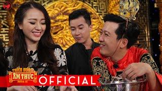 Thiên đường ẩm thực 2 | tập 14: Ông Hoàng và đầu bếp mâu thuẫn nhẹ vì...gái đẹp.
