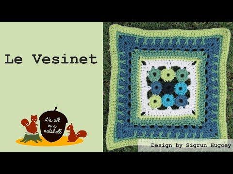 Le Vesinet - Crochet Square