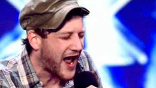 Matt Cardle X Factor Audition