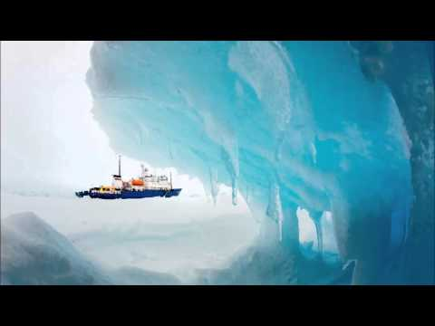 Chinese Save Trapped Ship In The Antarctic