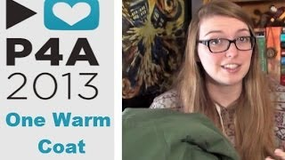 P4A 2013: One Warm Coat