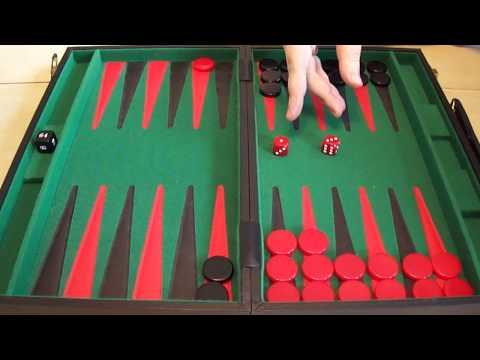 Backgammon Beyond Beginner: 1.  Dice Distribution (1 of 2)