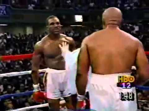 Evander Holyfield vs George Foreman - 4/4