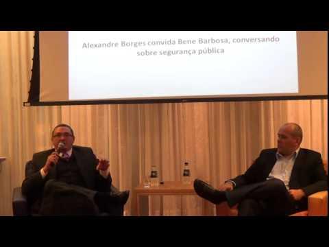 Prof. Bene Barbosa (MVB) - Palestra-Debate - Fashion Mondays - 08/09/2014