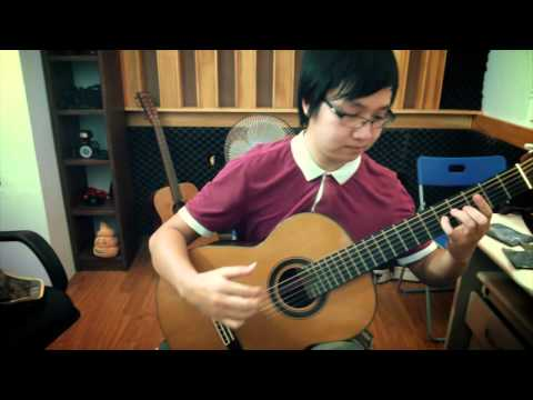 Chim vành khuyên (Đặng Trường Giang, Classic Guitar)