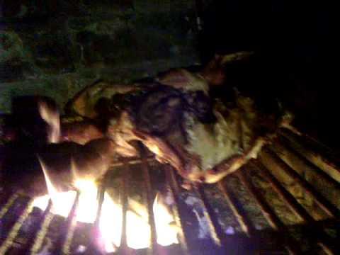 pollo al infierno