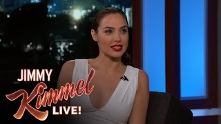 Gal Gadot's Daughter is Proud She's Wonder Woman