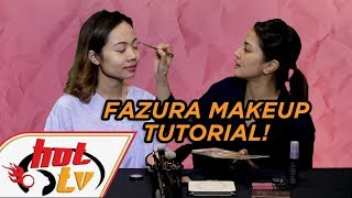 FAZURA Makeup Tutorial - Natural Look!