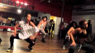 BEYONCE x PARTITION x Kenya Clay Choreography