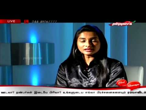 Chat with Serial Actress Ramya