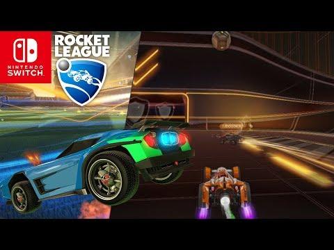 Rocket League || (Nintendo Switch) || Gameplay Español || No meto ni una