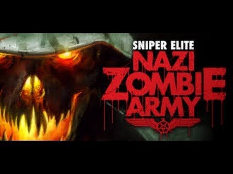 let's play sniper elite nazi zombie army ep 2