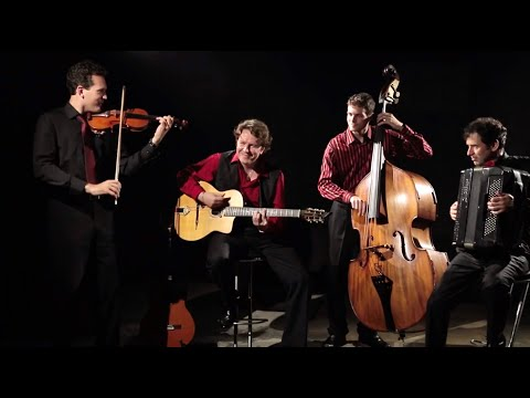 VALINOR QUARTET. Gypsy Jazz / Russian / Tango / Film / Classical