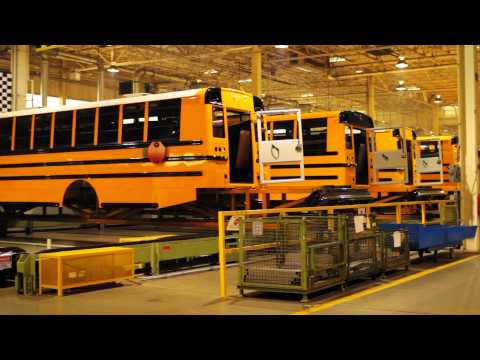 Daimler Trucks: North Carolina's Workforce