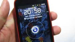 Nextel Brasil Huawei Ares U8667