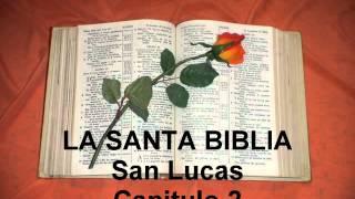 San Lucas. Capitulo 2.