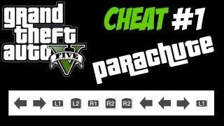 GTA 5 Trucchi #1 PARACADUTE [PS3 Xbox 360 HD ITA