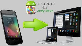 How To Install And Run Android 4.2.2 ( Jelly Bean) On