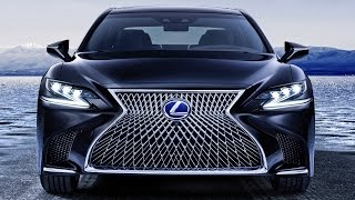 Lexus LS 500h (2018) ready to fight S-Class? [YOUCAR]. YouCar Car Reviews.