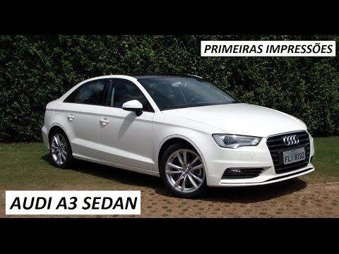 Lançamento: Audi A3 Sedan