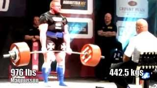 Deadlift Compilation II