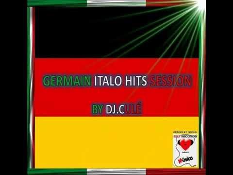 Germany Italo Hits - Mixed DJ Cule - 2015.
