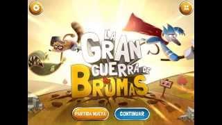 La Gran Guerra De Bromas Un Show Mas / Cartoon Network