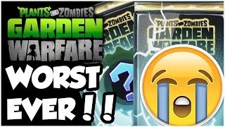 Plants vs. Zombies Garden Warfare - WORST STICKERS EVER!! UNREAL!! Gameplay Walkthrough (1080p HD)
