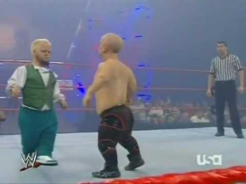 Five Man Battle Royal [WWE RAW 14.01.08]