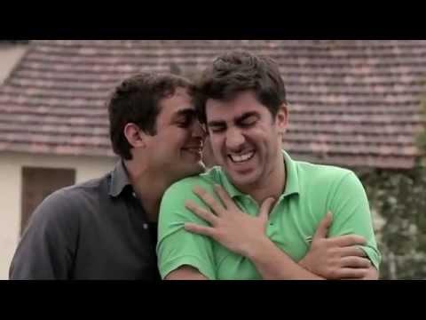 Eduardo Sterblitch (cesar polvilho) e Marcelo Adnet  -tente nao rir