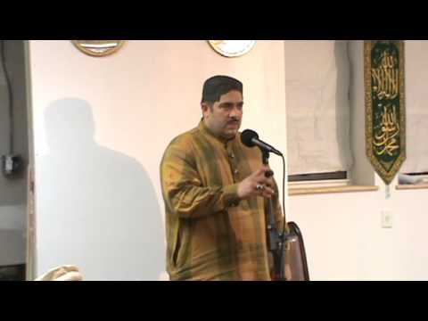 SAJAD BUTT ( ALLAH HUMA SALE ALA ) SHAHADAT CONFERENCE ALKAREEM ISLAMIC CENTER   12/02/12