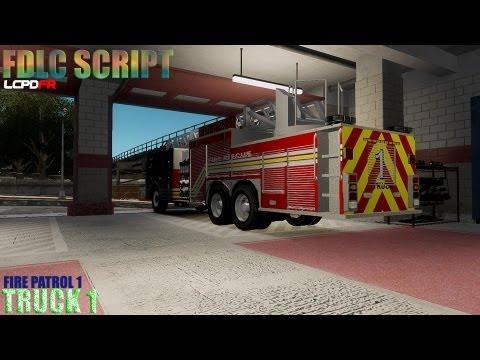 GTA IV LCPDFR | FDLC | Multiplayer Patrol With The LCDoJ Clan