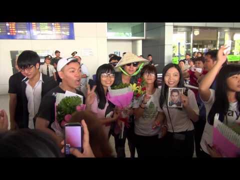 Trai Đẹp Thái Lan Nick Kunatip đến Việt Nam