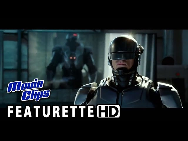 "RoboCop Featurette - ""Meet The Future Of Law Enforcement"" (2014) HD"