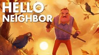 Hello Neighbor - Bejelentés Trailer