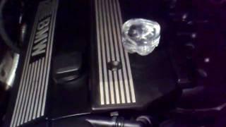 Ровная работа двигателя M54B25