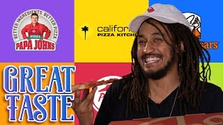 The Best Pizza Chain | Great Taste