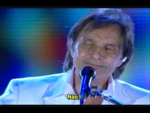 Roberto Carlos - Detalhes Legendado Ao Vivo Maracanã Especial 50 Anos 2009 Rede Globo