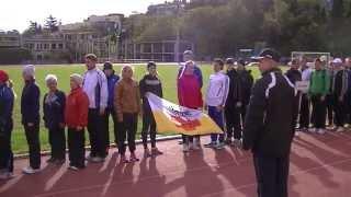 Видео. Полиатлон  Мужчины 3 км  Чемпионат мира 6 октября 2013  Ялта
