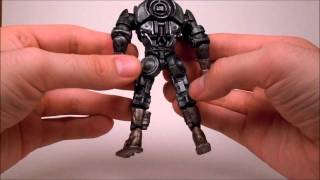 "Jakks Pacific Real Steel Atom Vs. Zeus 4"" 2-Pack Review"