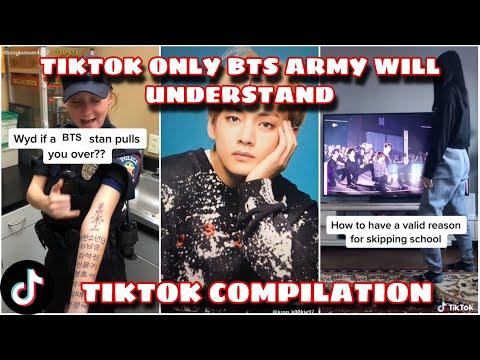 Tiktoks only BTS army will understand || TikTok only BTS fans understand || BTS TikTok compilation