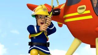 Požiarnik Sam - Let na helikotére