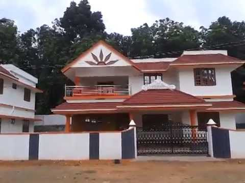 valayanchirangara-Perumbavoor 5 km- 60 Lakh fixed-8 cent 2320 sqft 4 bhk furnished house
