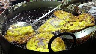 Indian Street Food - Street Food in Mumbai - Malpua