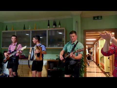 Video Nr.2 Die 4 Volderer/Musikantentreffen hotel martina
