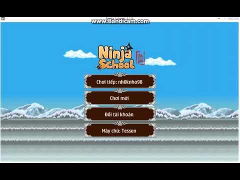 Ninja school online đập đồ  vk 14 :DD