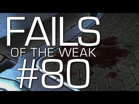 Halo: Reach - Fails of the Weak Volume 80! (Funny Halo Screw-Ups)