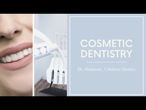 Cosmetic Dentist Porcelain Veneers Beverly Hills Los Angeles Dr. Mobas