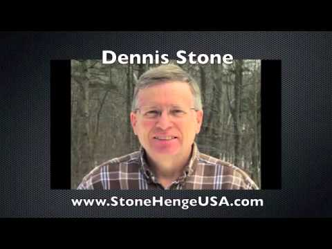 Stone Henge USA Proof of Ancient American Culture! Dennis Stone
