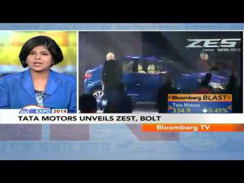 In Business - Tata Motors Unveils Zest, Bolt